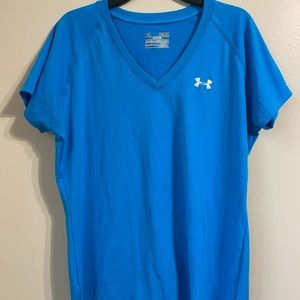 Under armour heat gear activewear women's Tshirt